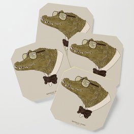 Spectacle(d) Caiman Coaster