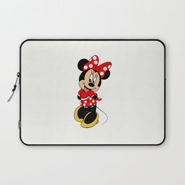 Cute Minnie Mouse Laptop Sleeve