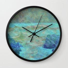 Moon Cove Wall Clock