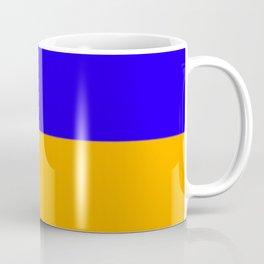 Mango & Blueberry Coffee Mug