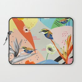 Jewel of The Forest - Contemporary Laptop Sleeve