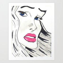 I Still Want You Art Print