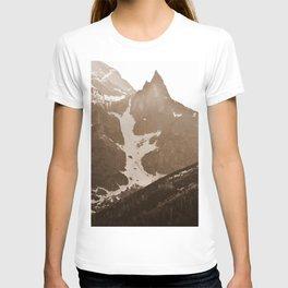 Snowy Peak T-shirt
