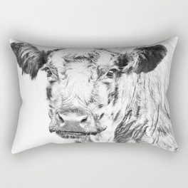Ardnamurchan Coo Rectangular Pillow