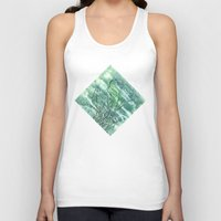grass Tank Tops featuring GRASS by AMULET