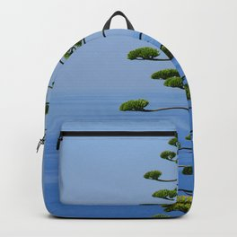 Pine Tree Before the Sea Backpack