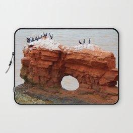 Cormorant Island Laptop Sleeve