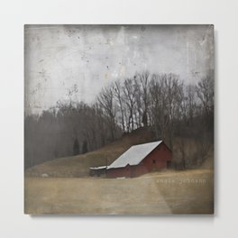 The 25th Of January In West Virginia Metal Print