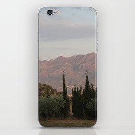 Simmering Sierra iPhone Skin