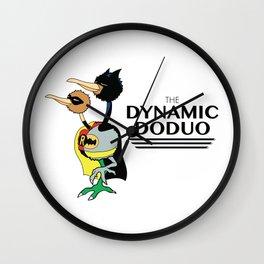 The Dynamic Doduo Wall Clock