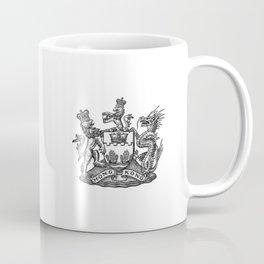 Coat of arms of Hongkong Coffee Mug