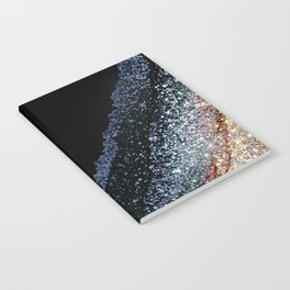 FLAWLESS GREY & GOLD Notebook