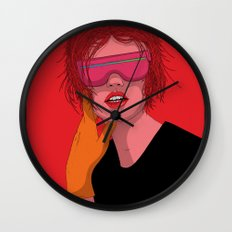 Drifter Wall Clock