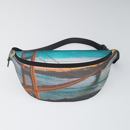 ADVENTURE San Francisco Fanny Pack