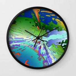 Acid 219 Wall Clock