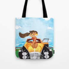 Gettin' Bentley Tote Bag