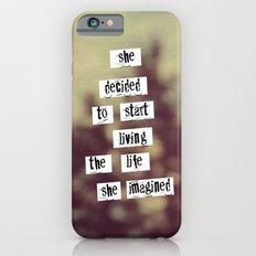 Her Life iPhone 6s Slim Case
