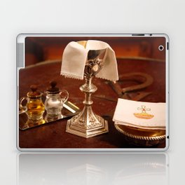 Holy communion Laptop & iPad Skin