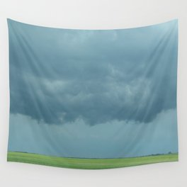 Storm Clouds // Landscape Photography Wall Tapestry