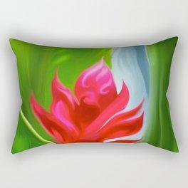 Tropical Tantrum Rectangular Pillow