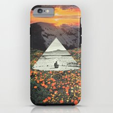 Harmony with flowers Tough Case iPhone 6