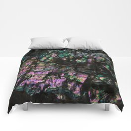 Abalone Shell 4 Comforters