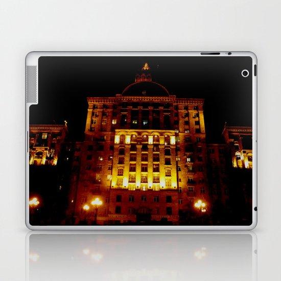 Night Crest 1 Laptop & iPad Skin
