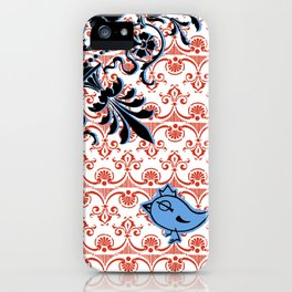 The Chicken King iPhone Case