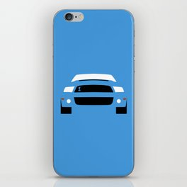 Ford Mustang Shelby GT500 ( 2013 ) iPhone Skin