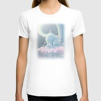 baby elephant T-shirts featuring Elephant Baby by SatrunTwins