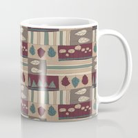 quilt Mugs featuring Quilt by Molly Smisko