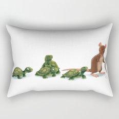Awkward Family Rectangular Pillow