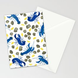 Maine Squeeze Stationery Cards