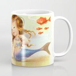 Diver and Mermaid in Love Coffee Mug