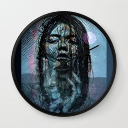 Wight: Maree di Morte Wall Clock