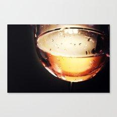Moscato Canvas Print
