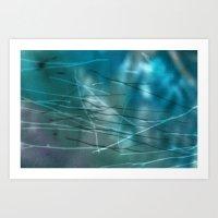 mineral Art Prints featuring Mineral by Patricia L Ballard
