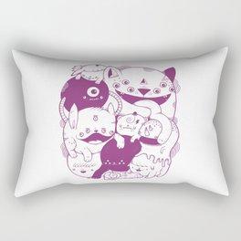 The living dream Rectangular Pillow