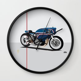 Suzuki Custom Kiki shop Wall Clock