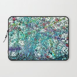 colorful watercolor abstraction 2 Laptop Sleeve
