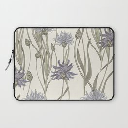 vintage cornflowers Laptop Sleeve
