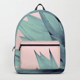 Agave Blush Summer Vibes #1 #tropical #decor #art #society6 Backpack
