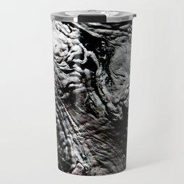 Black Lava Travel Mug
