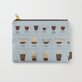 Coffee Lover Carry-All Pouch