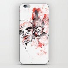 Maf #2 iPhone & iPod Skin