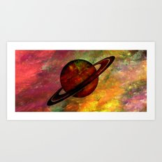 Discovery Art Print
