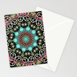Peace Out! Stationery Cards