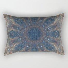 Space Mandala no22 Rectangular Pillow