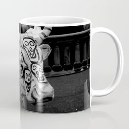 Skull Cow Coffee Mug