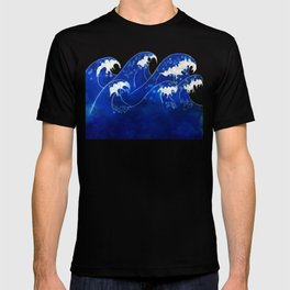 Waves with no sky T-shirt